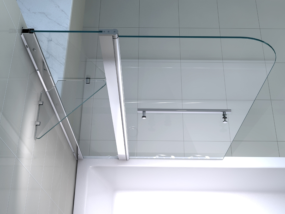 28 glass bath shower screen phoenix 8mm glass sliding over glass bath shower screen quality double over bath shower screen door 6mm glass ebay