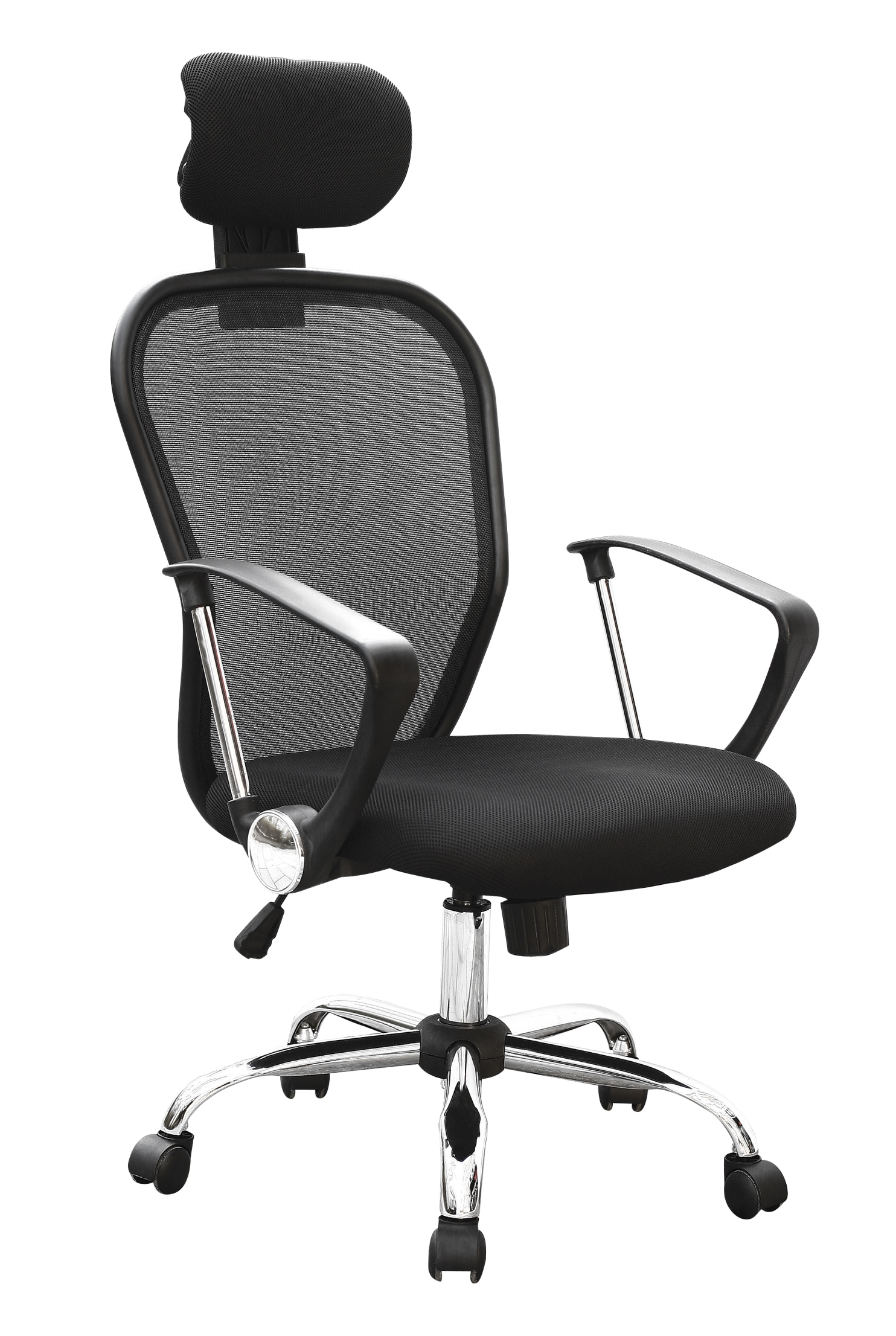 New modern swivel mesh chair executive computer desk for Modern executive office chairs