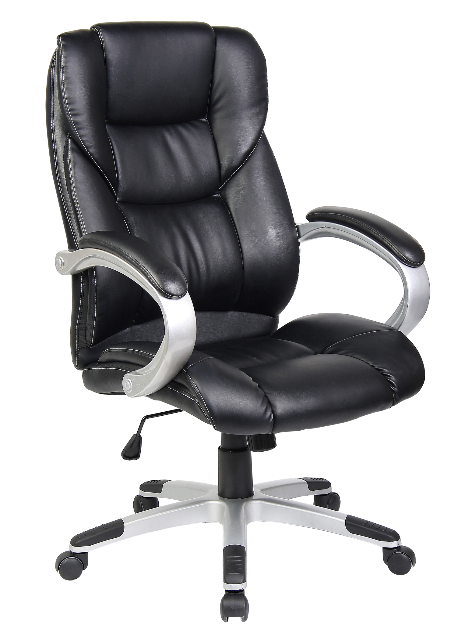 quality swivel pu leather executive office furnitue