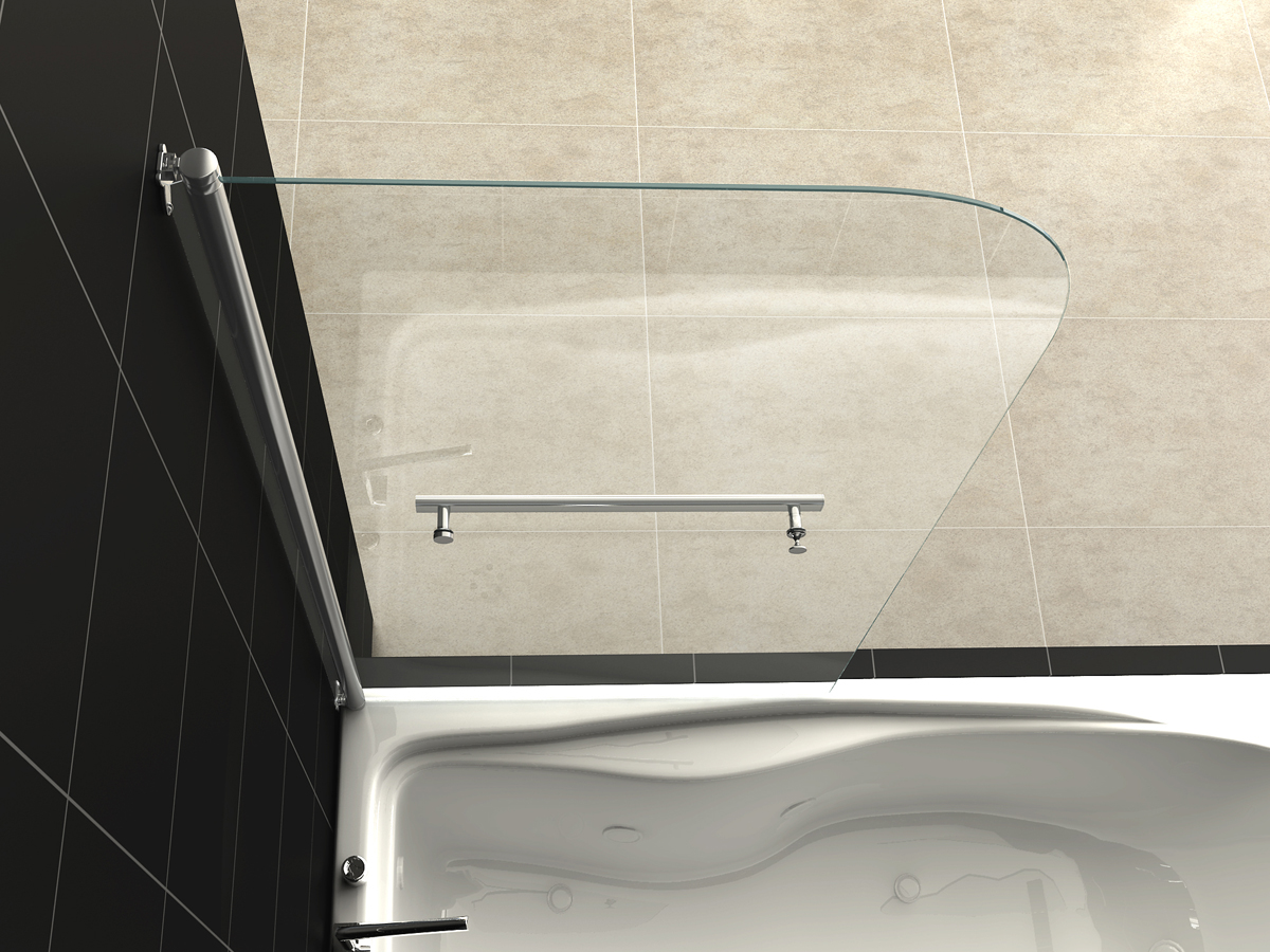 glass over bath shower door panel folding screen 1400 over bath shower enclosure information and advice